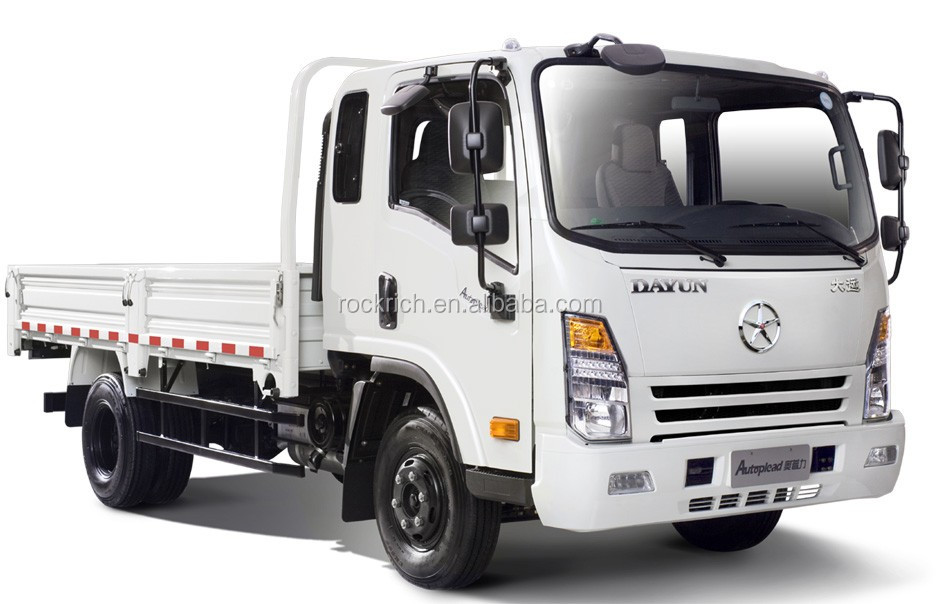 japanese pickup truck price 3t 4x2 small cargo trucks for sale view small cargo trucks dayun. Black Bedroom Furniture Sets. Home Design Ideas