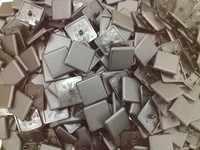 4590 plastic end cover for aluminum railings