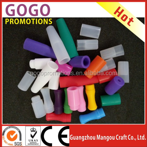 Hottest news ! Factory offer disposable drip tips Taster silicone drip tips with cheap price