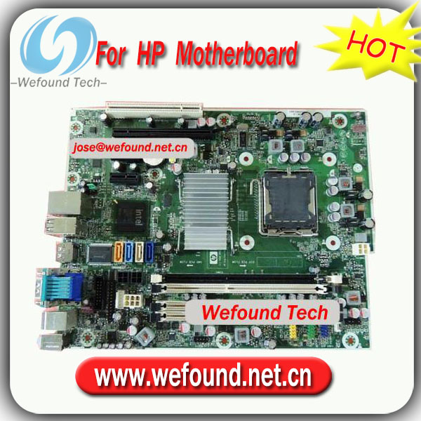 100% Working Desktop Mainboard for HP 6000 Pro SFF system motherboard for Intel Q43 531965-001,503362-001 mainboard