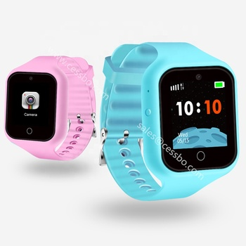 Kids Real time GPS Tracker SOS Oproep Smart Horloge