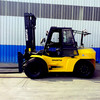 10T Japan diesel fork-lift with cab