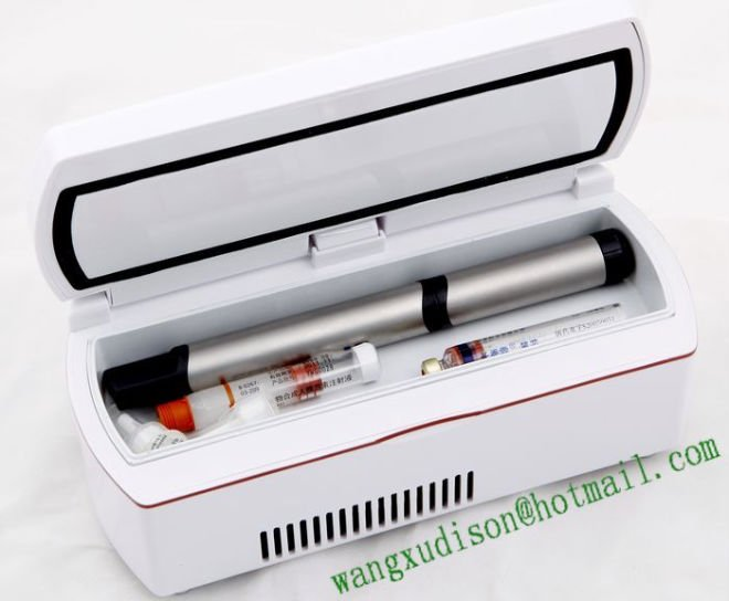 2~8'C Insulin Injection Pen cool case for storing Humulin&humalog (Diabetic fridge)