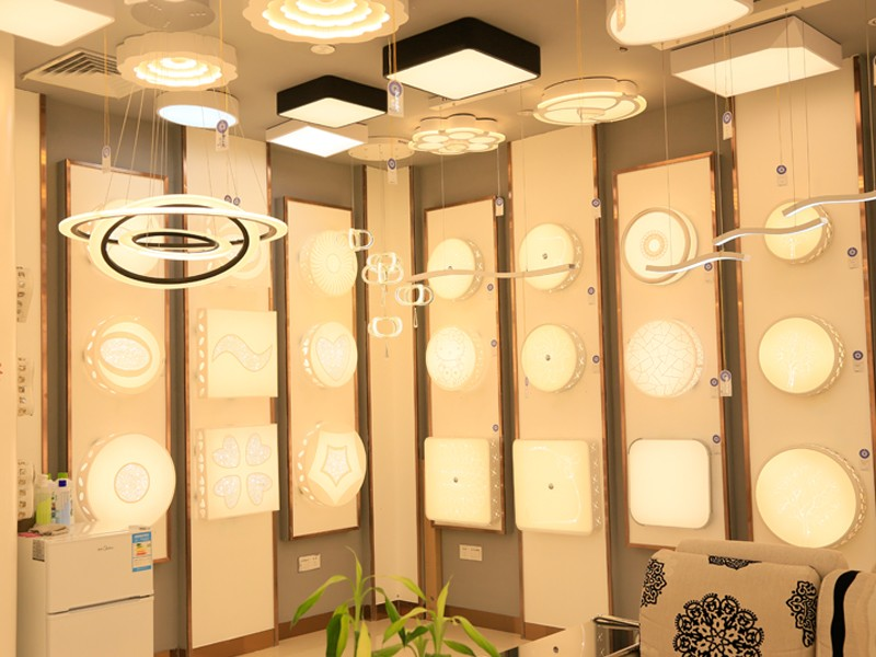 Lampadario Bianco Opaco : Petali forma acrilico bianco opaco hanging luce di soffitto
