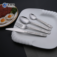 Professional Supplier Beaf Knife And Fork United Cutlery