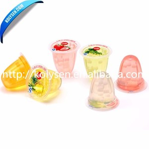 Yogurt Packaging Laminating Film Jelly Cup Sealing Roll Film Cups Heat Sealing Film