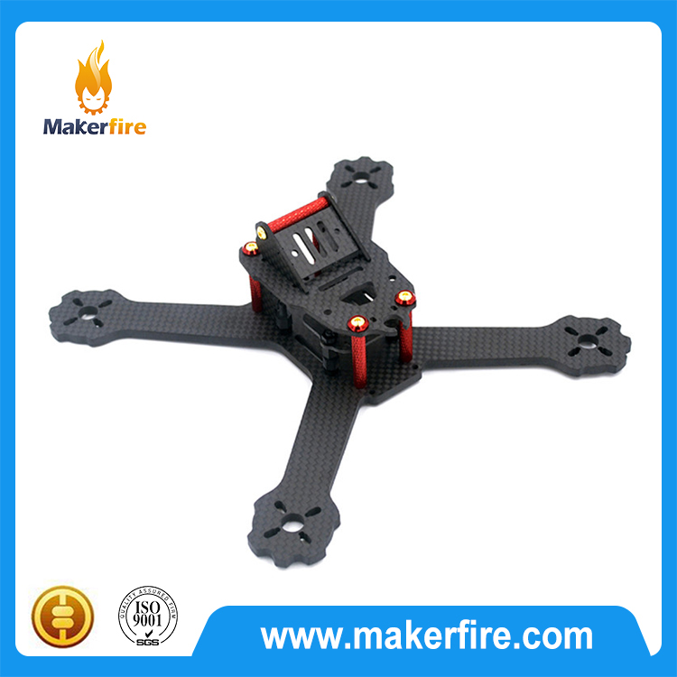 FPV drone parts QAV-X200 Carbon Fiber racing drone Frame Kit from Makerfire