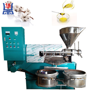 Palm Oil Milling Extraction Canola Oil Press machine