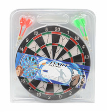 Professional High Quality Flocking Dart Score Board With CE Certificate
