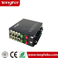 High Quality 4 Channel Multiplexer for CCTV Camera Monitor