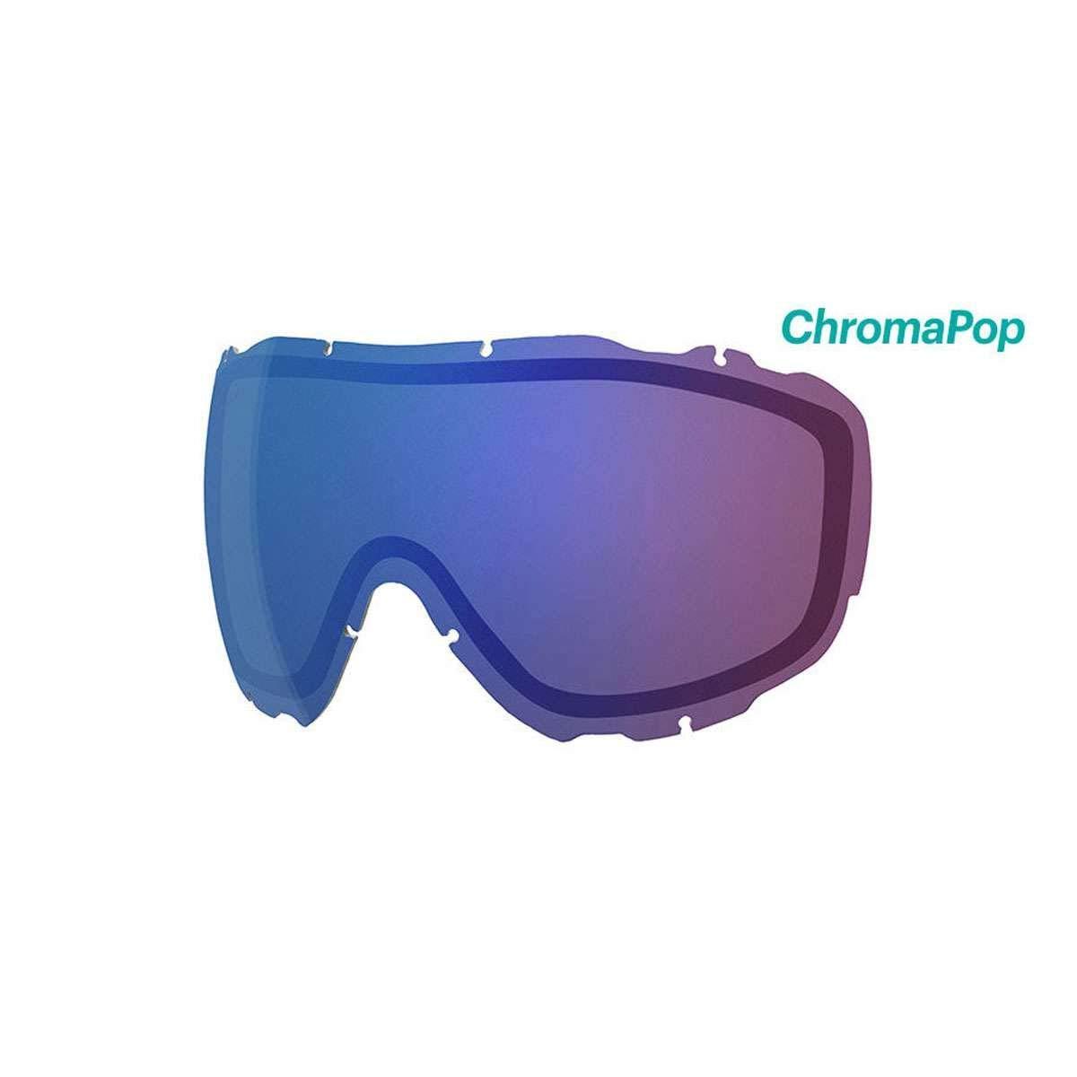 c3cbe4c7d19 Smith Optics Prophecy Turbo Adult Replacement Lense Snow Goggles  Accessories - Chromapop Photochromic Rose Flash