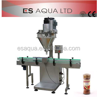New Condition Granule & Powder Packing Machine / Automatic Seasoning Powder Filler