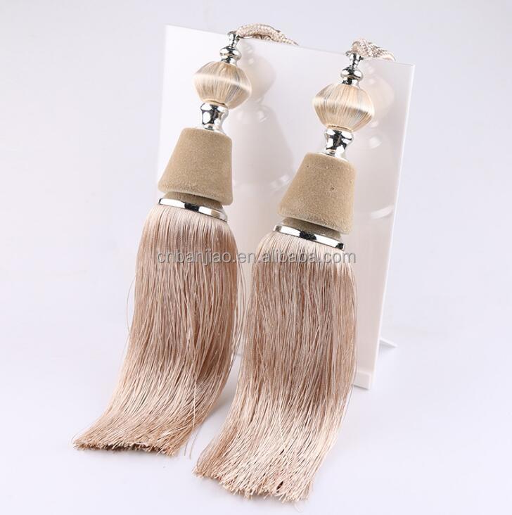 Wholesale tassel curtains accessories - Online Buy Best tassel ...