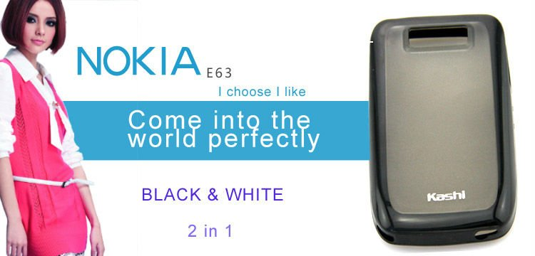 for nokia e63 case