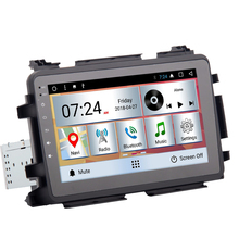 Android 8.1 multimídia carro dvd player para Honda Vezel HR-V 2014-2017 do gps do carro com rádio