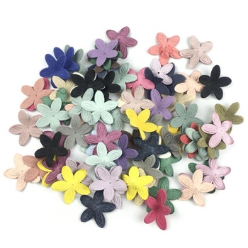 Handmade Flowers Craft for Wedding Decoration and Other DIY Stuff Making