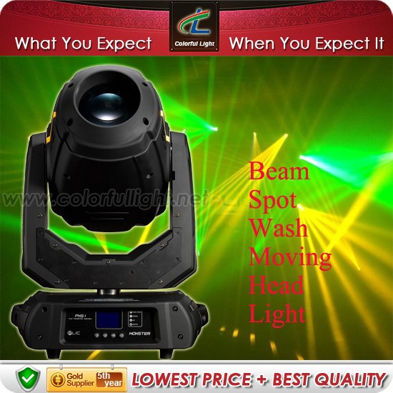 Accept sample order DJ DMX Lighting 280w 3 in 1 beam spot wash 10r moving head beam robe robin <strong>pointe</strong>