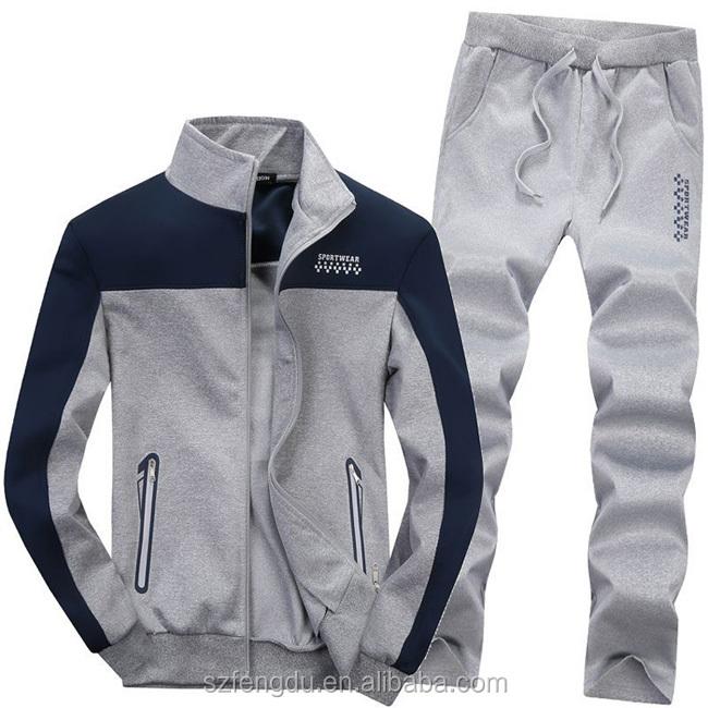 d8a8fbd266 Wholesale Men Plain Sweat Suits,Two Color Combination Designer Sweat Suits  - Buy Plain Sweat Suits,Wholesale Plain Sweat Suits,Men Plain Sweat Suits  ...