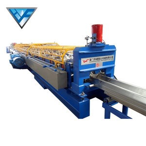 YX85-310 Steel Sheet High Way Guard Rail Cold Roll Forming Machine