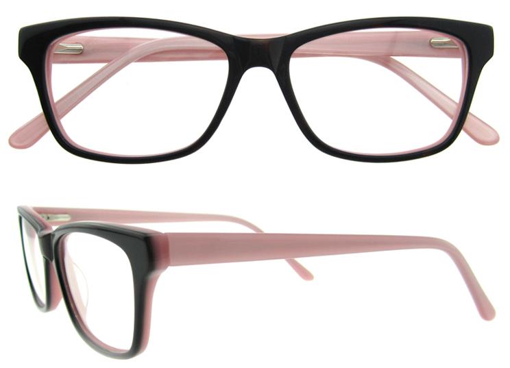 2015 New Arrival Women Designer Optical Frames Stock Acetate ...