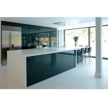 2017 Cheap Customized Mdf Acrylic Kitchen Cabinet Durable High Gloss Finish Kitchen Cabinet Buy High Gloss Finish Kitchen Cabinet High Gloss Finish