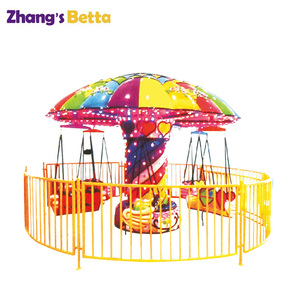 Bettaplay Outdoor Kids Amusement rides merry go round christmas carousel for sale