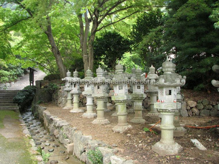 Japanese Garden Pagoda Stone Garden Temple Lanterns Buy Stone