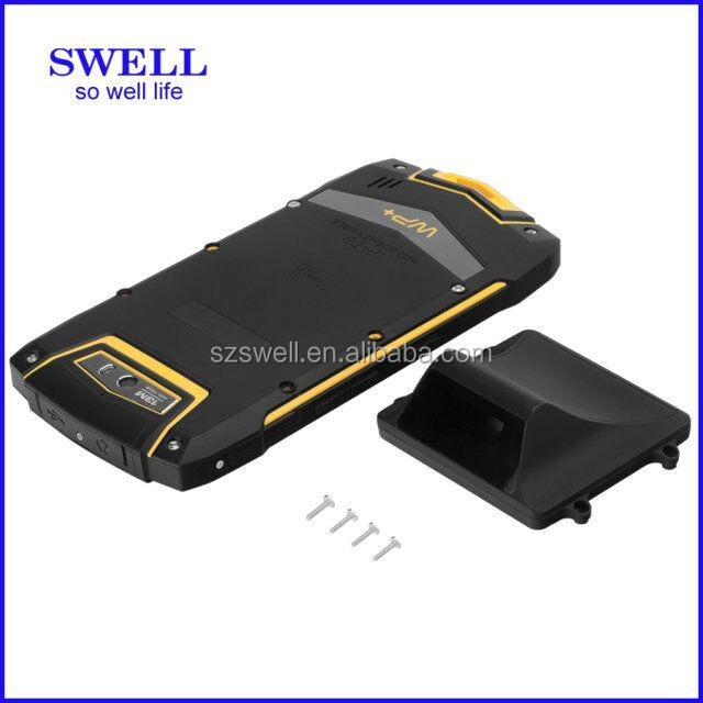 Rugged Pad Barcode Scanner Swell V1 Nfc 3gb Rom Wateroof Cell Phone