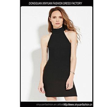 Womens Black Short Tight Evening Dress Buy Latest Night Dress