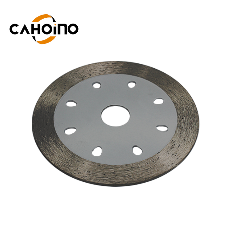 Environmental Friendly  Granite Dry Diamond Saw Blade Cutting Hard  Materials