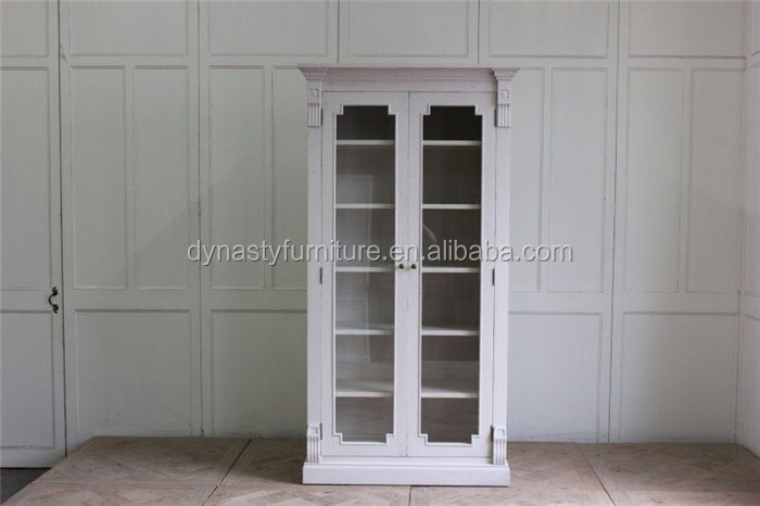 Wholesale Antique Wooden Glass Door Display Cabinet For Living Room Alibaba