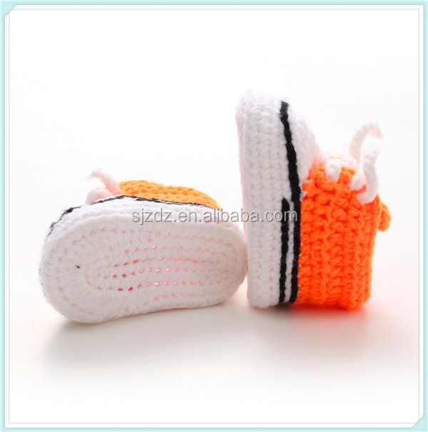 Infantil Sperry Zapatos Del Bebé Del Ganchillo Niños - Buy Ganchillo ...