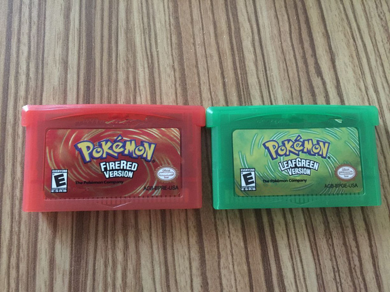 Hot selling item for children fpr pokemon emerald, sapphire,leaf green, fire red,ruby
