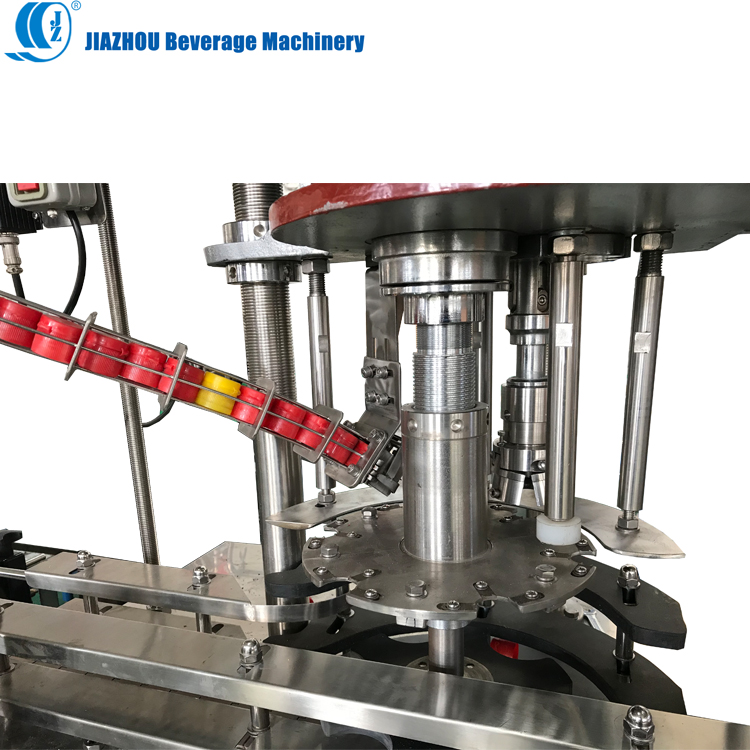 New Design linear type aluminum can filling sealing machine for beer/carbonated soft drink