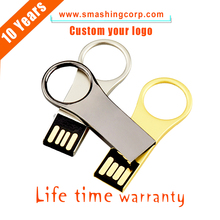 best wholesale price u disk Customized logo Printed Slim design Mini Metal Usb 3.0 Flash Drive with 2gb 4gb 8gb 32g16GB