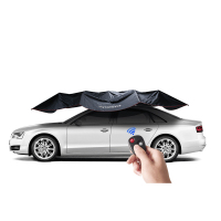 Top quality outdoor waterproof car cover tent automatic for sale,inflatable car cover for hail