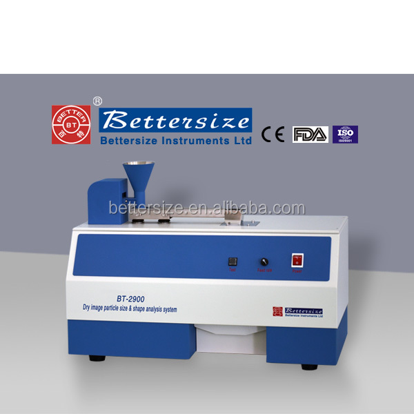 Great Precision High Repeatablity CE FDA China Famous Brand Particle Size Shape Definition Laser Diffraction Particle Size