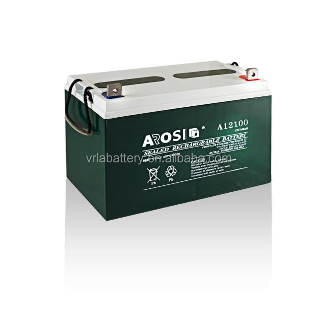 12V Lead Acid AGM Battery Lead crystal Battery 12v 300ah Battery