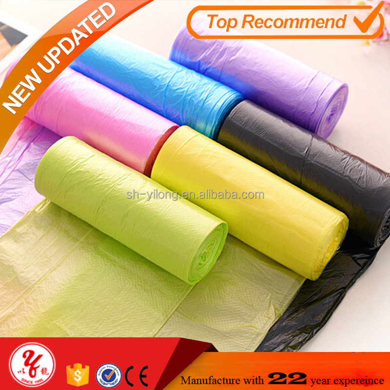 High Quality 100% Biodegradable HDPE Plastic Pag