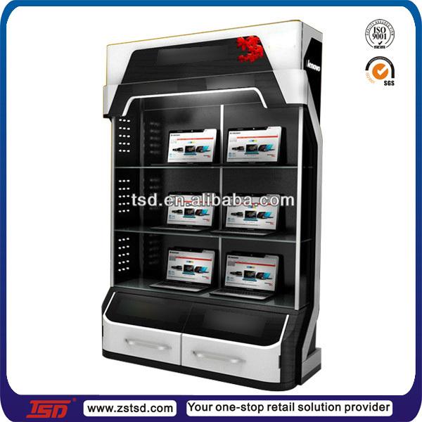 Tsd-w440 Best Buy Retail Wooden Laptop Display Cabinet,Department ...