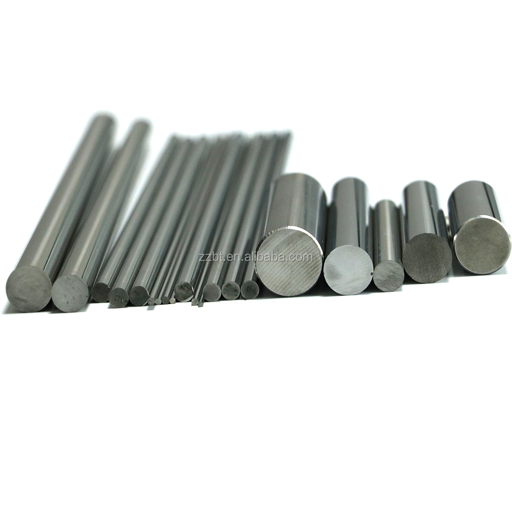 tungsten carbide rods solid carbide rods YG6 YG8 YG10 YL10.2 YG12