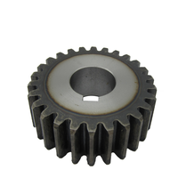 Cheaper price of spur gear with teeth hardness in china factory