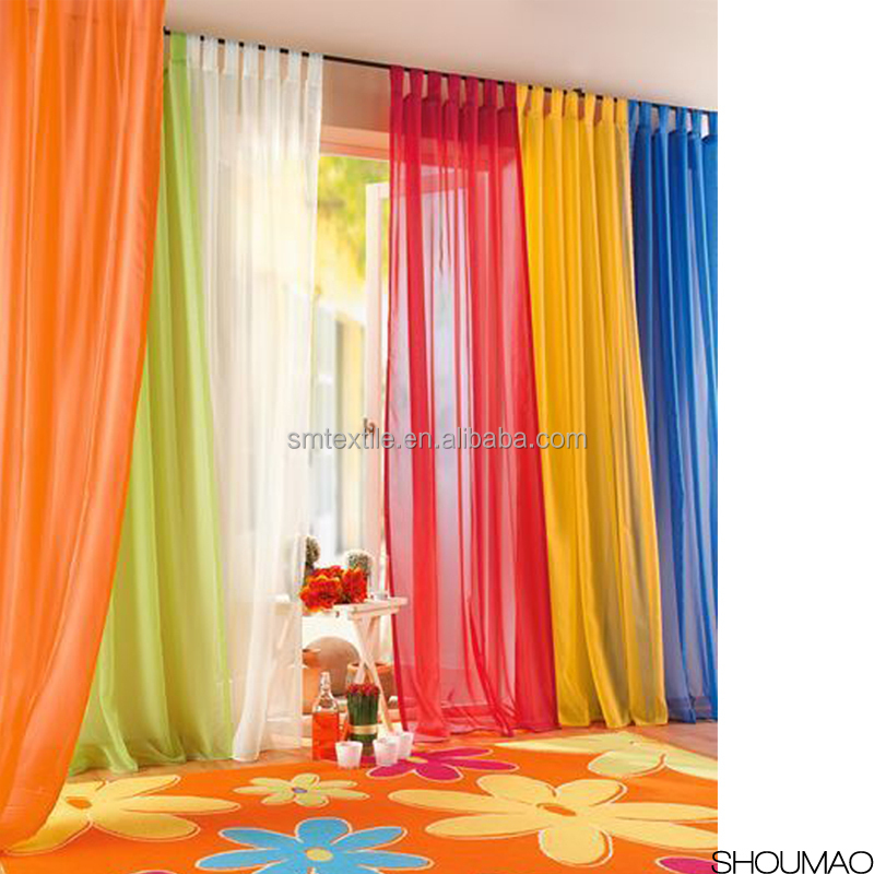 Latest Curtain Designs 2017 Many Color Fancy Curtains For