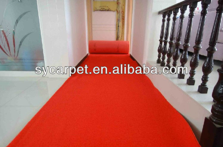Hotel carpet fire resistence carpet industry