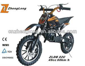 The CE certification orion mini dirt bike