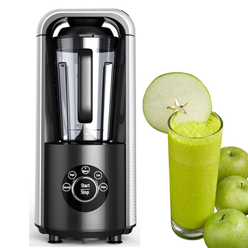 Automatic Electric Home Kitchen Appliances Double Bottle Portable Hand Mixer Juicer Processor Smoothie Vacuum Blender