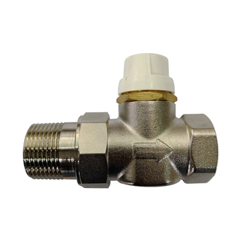 Good Price Brass Fan coil Heating Wax Valve