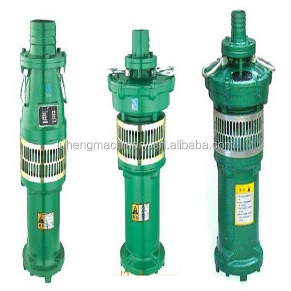 QY series electric submersible sewage pump with cutter motor pump
