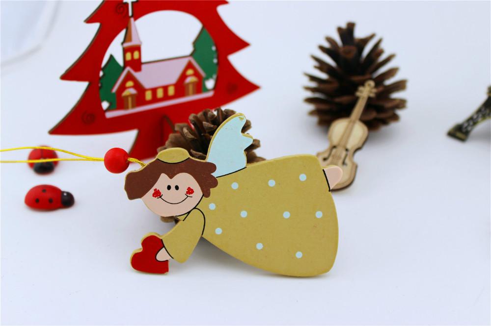 Personalizado Grabado De Madera Regalo de Navidad presente Etiqueta 3 Diseños Para Elegir