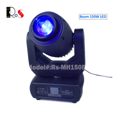 150W High bright beam LED moving head for dj disco effect decoration beam lighting